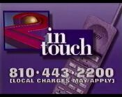 WJBK TV2 In Touch Promo 1995