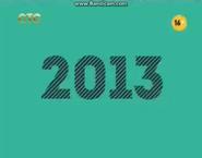 2013 not