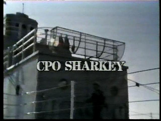 C.P.O. Sharkey
