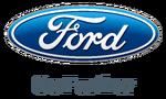 Ford logo slogan go further