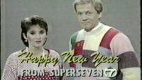 KATV-TV's Happy New Year Video ID From January 1986