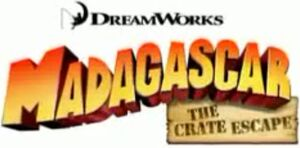 Madagascar The Crate Escape early logo.jpeg