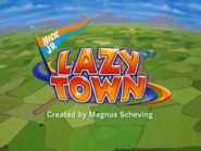 Nick Jr. LazyTown Title Card