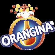 Orangina tilted