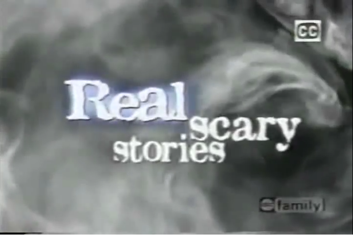 Real Scary Stories
