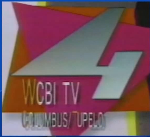 WCBI logo 1990