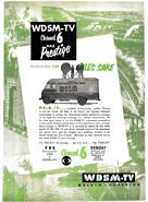 WDSM-TV 1954 1