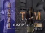 WOIO CBS 19 News Tom Meyer The Investigator 2