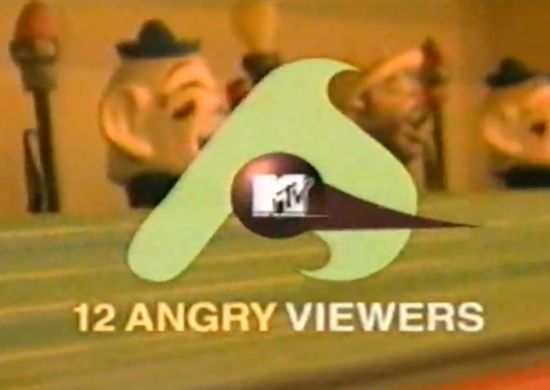 12 Angry Viewers