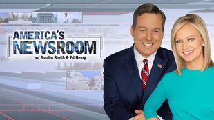 America's Newsroom Ed Henry/Sandra Smith