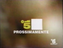 Canale 5 - light green 1994