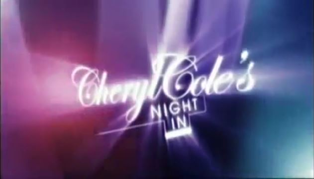 Cheryl Cole's Night In