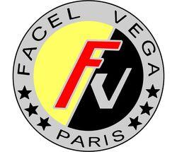 Facel Vega Logo, HD Png, Information.jpeg