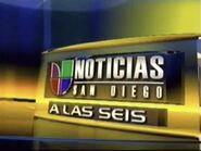 Kbnt noticias univision san diego 6pm package 2006