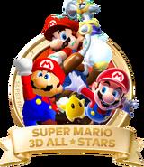 Logo Alt-Super Mario 3D All-Stars