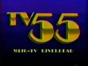 Old Logo WLIG-TV