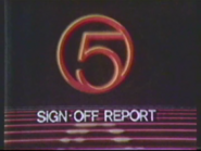 WEWS Sign Off Report