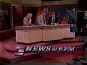 WKYC Channel 3 News 1988 a