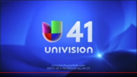WXTVUnivision41Ident2013
