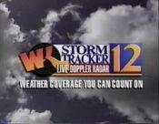 KSLA StormStracker12 Radar 1997