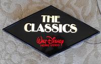 Les Classiques Walt Disney Home Video logo