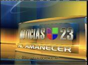 Wltv noticias 23 al amanecer package 2006