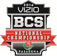 2014 Vizio BCS National Championship