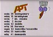 APT Kazoo Station ID 1997