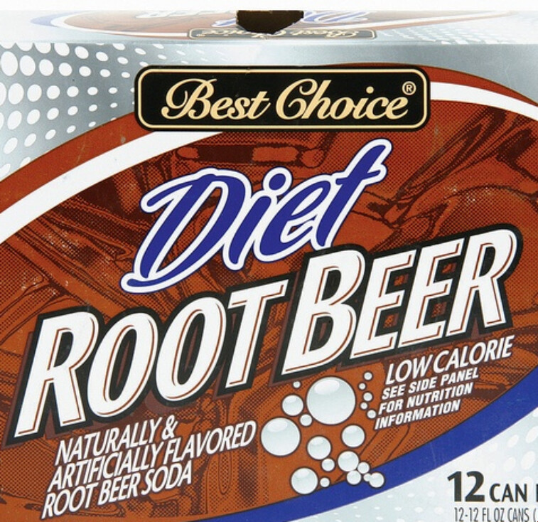 Best Choice Diet Root Beer