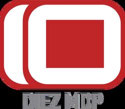 Diez MDP (Logo 2012).png
