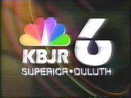 KBJR-TV's Channel 6 Video ID From 1995