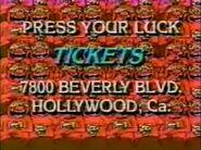 PYL Ticket Plug 1983 Alt 3