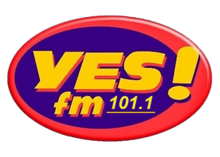 Yes FM 101.1 Logo 1998.png