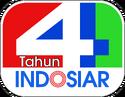 4 Indosiar Anniversary Logo 1