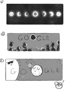 Google Total Solar Eclipse 2016 (Storyboards)