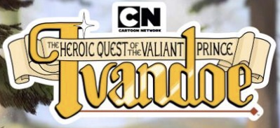 The Heroic Quest Of The Valiant Prince Ivandoe