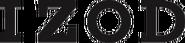 Izod logo black