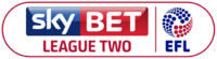 Sky Bet League Two 2016-17