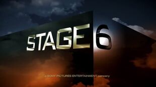 Stage 6 Logo (2009) with the SPE Byline