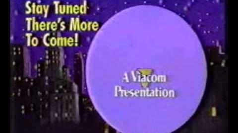 """Viacom """"V of Moon"""" logo (1985)"""
