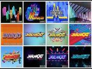 História de Malhação de 1995 a 2012