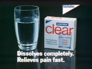 Aspro Clear AS TVC 1983