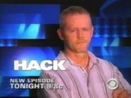 CBS promo - Hack - 2003