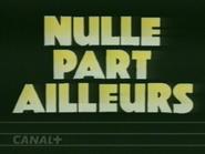 C Plus - Nulle Part Ailleurs - 1992