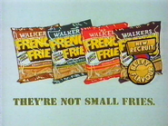 Walkers French Fries AS TVC 1983