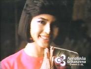 Aerolínia Gritanyesa GH TVC 1985
