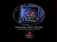 Gran Turismo PlayStation RL TVC 1998 1