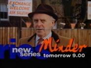 ITV promo - Minder - 1991
