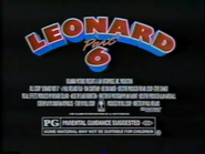 Leonard Part 6 TVC 1986 - 2