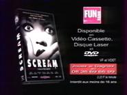 Scream DVD RL TVC 1998